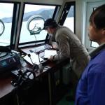 20151218新「緑洋丸」試運転