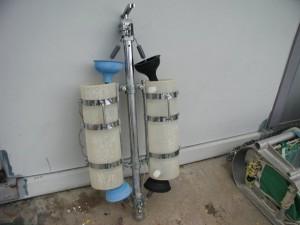 バンドーン型採水器