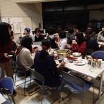 20160317春の実習7 懇親会