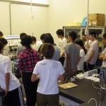 20140808森里海連環学実習 水質分析