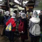 20160313春の実習1 蒲鉾工場見学