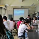 20140903若狭湾に関する講義