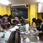 20140318魚類調理実習