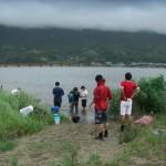 20140808森里海連環学実習 由良川河口
