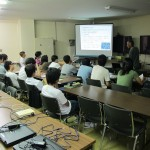 20140808森里海連環学実習 講義