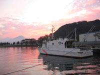 舞鶴水産実験所 理念 目標の画像