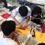 20160728京都教育大学附属高校実習5