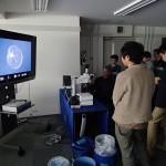 20160430 シニアプログラム2 「ヤコウチュウの顕微鏡観察」