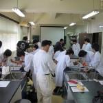 20140725西舞鶴高校実習1