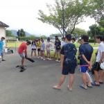 20170727京都教育大学付属高校実習1