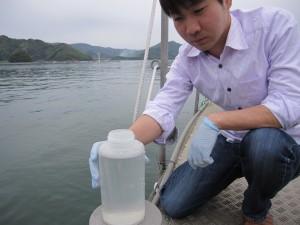 環境DNA採水