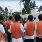 20140724西舞鶴高校実習1