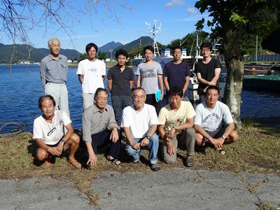 京都大学 水産 実験所 職員の画像