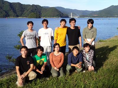 京都大学 水産 実験所 学生の画像