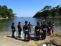 舞鶴水産実験所 共同利用 教育 拠点の画像