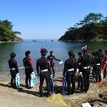 舞鶴水産実験所 教育 活動の画像